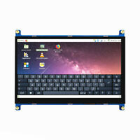 """7"""" Capacitive Touch Screen USB HDMI IPS TFT LCD Display 1024*600 Raspberry Pi"""