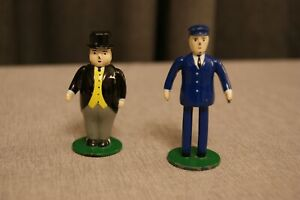 ERTL Diecast Figures - Sir Topham Hat (Fat Controller) and Guard