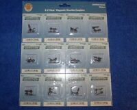 Bachmann E - Z Mate Mark II Magnetic Knuckle Couplers with Metal Coil Item 78005