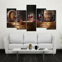 Home Canvas Print Decor Wall Adornment Art Painting Picture-Tiger/Beauty/Deer*
