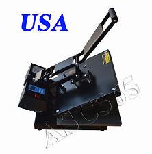 15x15inch Digital Heat Press T-shirt Transfer High Pressure Garment Printing