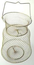 retino pesca in metallo cestino ferro nassa portapesci metallo pesca bolognese