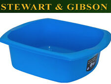 ADDIS PLASTIC RECTANGULAR LARGE WASHING UP BOWL / BASIN - MARITIME BLUE 513046