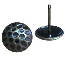 100 x Iron Dots Upholstery Nails Furniture Studs/Tacks/Pins Tacks 19x20 mm