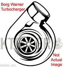 Borg Warner Turbocharger Turbo EFR7670 1.05 A/R T4 Stainless 375-600HP 179392
