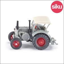 SIKU 3459 - Tracteur GRIS Lanz Bulldog - 1:32 - Métal/Plastique