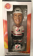Rob Blake Team Canada Hockey Bobblehead 2002 Olympic Gold Bobble Head