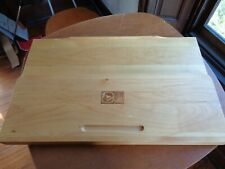 "Original Ergo Wooden Portable Drafting Table Desk Tri-Fold  25"" x 15"""