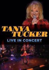 Live In Concert by Tanya Tucker (DVD, Sep-2014, San Juan)