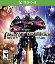 Transformers: Rise of the Dark Spark Xbox One New Xbox One, Xbox One