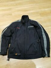 Motorbike lined Jacket and Trousers, Hein Gericke PSX Cordura, Small