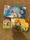 LEGO Easter Basket Bundle 🐣 Three (3) Sets All New 40371 40411 853990