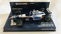 Minichamps 1/43 400960206 Williams Renault FW18 J Villeneuve 1996