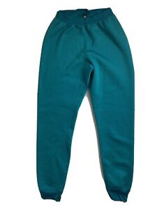 Patagonia Capilene Teal Pants Base Layer 93 LT WT Vintage Made in USA