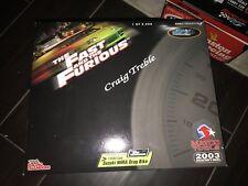 Matco Tools 2003 Craig TREBLE FAST AND FURIOUS DRAG BIKE 1:9  Motorcycle NHRA