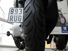 Tuning Portatarga Yamaha Aerox 50 Supporto Lucido TOP NUOVO