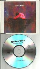 Danger Mouse & The Shins BROKEN BELLS Holding on For Life DJ PROMO CD Single