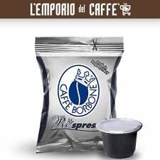 200 Capsule Cialde Caffe Borbone Respresso Nera Nero compatibili Nespresso