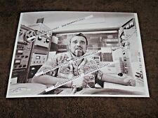Press Photo Wolfman Jack D J American Graffiti Disc Jockey 1973 Movie Records
