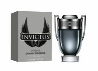 Paco Rabanne Invictus Intense 100ml Eau De Toilette Spray for Men