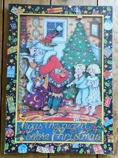 Mary Engelbreit 3D Cards To Keep Display Foldout Twas the Night Before Christmas
