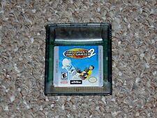 Tony Hawk's Pro Skater 2 Nintendo Game Boy Color Cartridge