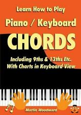 Learn How to Play Piano / Keyboard Chords Including 9ths & 13ths etc. with...