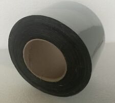 Vollgummi Gummistreifen  EPDM Hartgummi selbstklebend  9,50 Meter x 50 x 1 mm