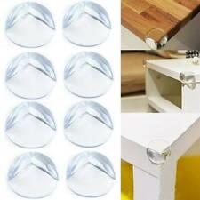 6/12x Baby Proofing Safe Desk Table Edge Corner Cushion Guard Protective  Bumper