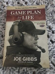 Game Plan for Life, Paperback by Joe Gibbs (Interstate Batteries Edition)