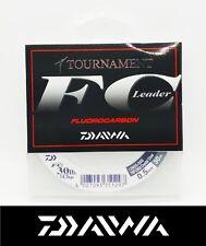 Daiwa Tournament FC Fluorocarbon Fishing Shock Leader Line Japan ALL SIZES