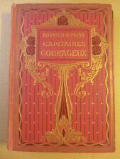 Rudyard Kipling - Capitaines Courageux. Une histoire du Banc de Terre-Neuve