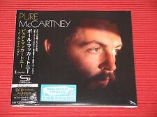 PAUL McCARTNEY Pure McCARTNEY All Time Best  JAPAN DIGI SLEEVE 2 SHM CD