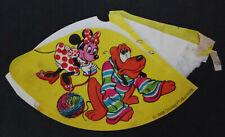 Ferrero Ü-Ei-Hütchen Pluto und Minnie Sammelbild Winter 1981 Walt Disney