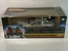 Back To The Future II 1983 Delorean 1:18 Escala Sun Star 2710