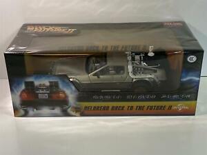 Back To The Future II 1983 Delorean 1:18 Scale Sun Star 2710
