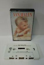 Van Halen - MCMLXXXIV (1984) Cassette Tape, Warner Bros - Works! Free Shipping