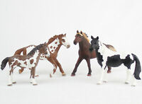 SCHLEICH Western Stock Horses PAINT Mustang PINTO Yearling