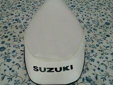 SUZUKI FA50 1980 TO 1991 SEAT COVER WHITE   BEST QUALITY  (S17)
