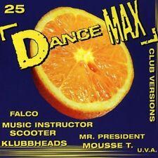 Dance Max 25 (1998) Scooter, Klubbheads, Kai Tracid, Paffendorf, Vengab.. [2 CD]