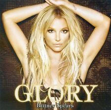 "BRITNEY SPEARS ""GLORY"" CD MADE IN INDONESIA !! YEAR 2016 / ++ VERY RARE CD +++"