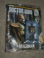 DOCTOR WHO Eaglemoss Draconian Prince  Figure # 37  Boxed with Magazine NEW