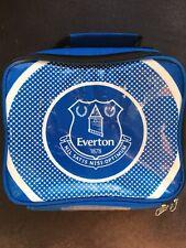 Official Everton Football Club Lunch Bag Box.