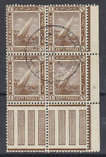 EGYPT 1921-22 1m WITH TWO DOTS OMITTED R 10/10 SG 84a FINE USED.