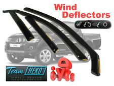 Mitsubishi  L200   2006 - Wind deflectors  4.pc  HEKO  23348