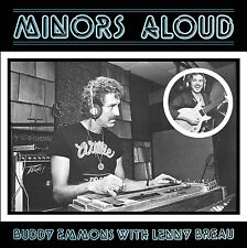 BUDDY EMMONS & LENNY BREAU - MINORS ALOUD - CD REISSUE - ART OF LIFE RECORDS