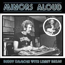 BUDDY EMMONS & LENNY BREAU - MINORS ALOUD - CD REISSUE - ART OF LIFE RECORDS