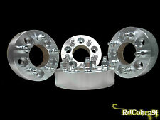 "4 Pc Ford Mustang Cobra 2003 2004 Wheel Spacers 5x4.5"" 1.5"" Thick Terminator"