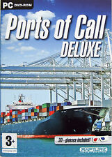 PORTS OF CALL DELUXE  -  PC GAME  *** Brand New & Sealed ***