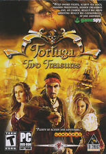 TORTUGA TWO TREASURES Pirate Adventure PC Game NEW BOX!
